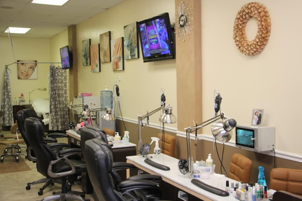 Tee 4 Nails - See-Inside Nail Salon, Cherry Hill, NJ ...
