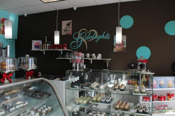 G Delights Sweet Treat Factory San Juan Puerto Rico bakery