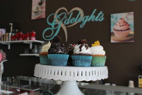 G Delights Sweet Treat Factory San Juan Puerto Rico cupcakes