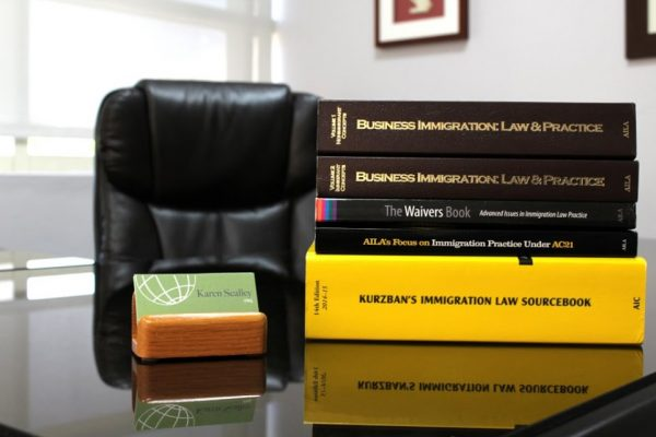 KS Immigration Solutions Puerto Rico law books