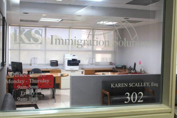 KS Immigration Solutions Puerto Rico office