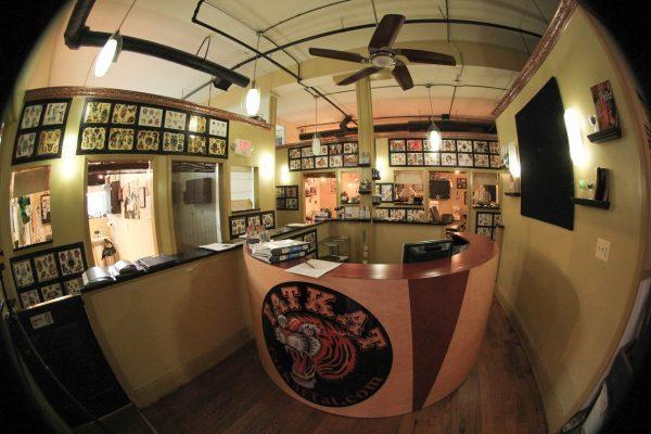 Fat Kat Tattoos - See-Inside Tattoo Parlor, Keyport, NJ