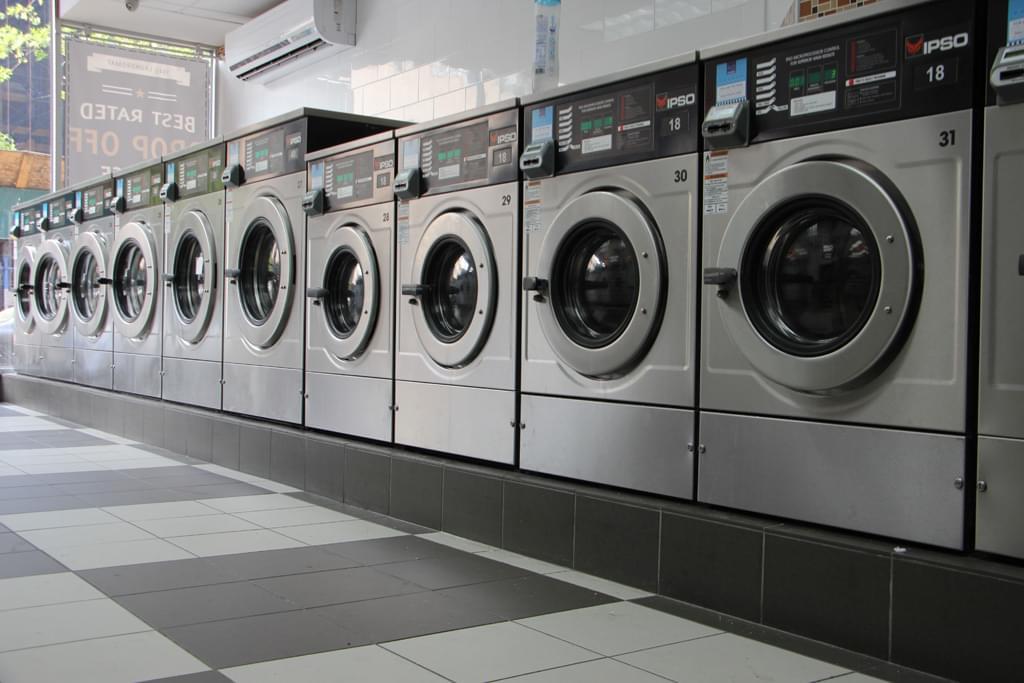 1925 Laundromat – See-Inside Laundry, Bronx, NY