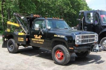 Bob's Radiator Services Atco NJ tow truck