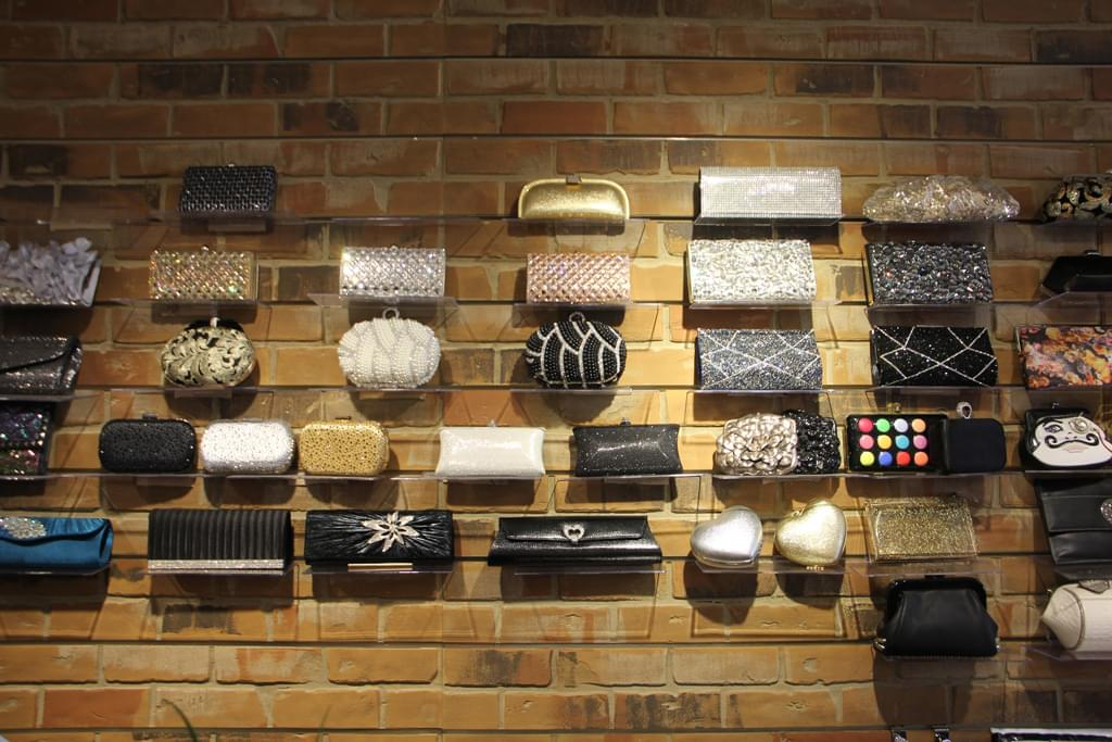 Botari Princeton NJ purses wall