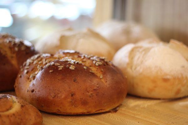 Bread & Bagels Cherry Hill NJ sesame bun