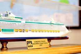 Condado Travel San Juan Puerto Rico cruise ship