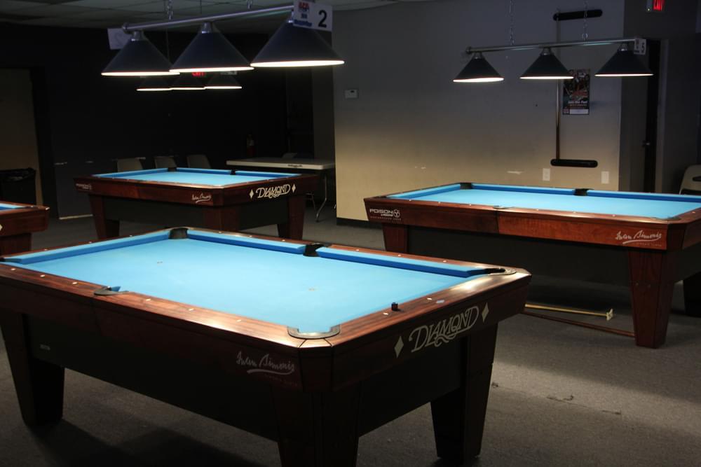 Fat Albert's Billiards