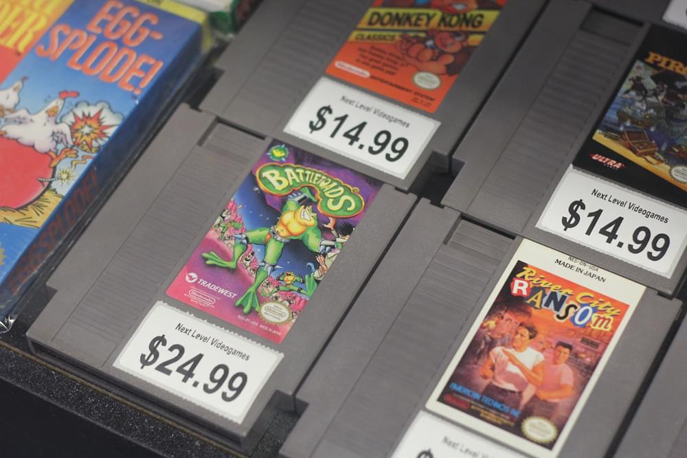 Next Level Videogames – See-Inside Retail Store, Blackwood, NJ