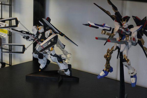 Millennium Hobbies & The Gundam Kitchen