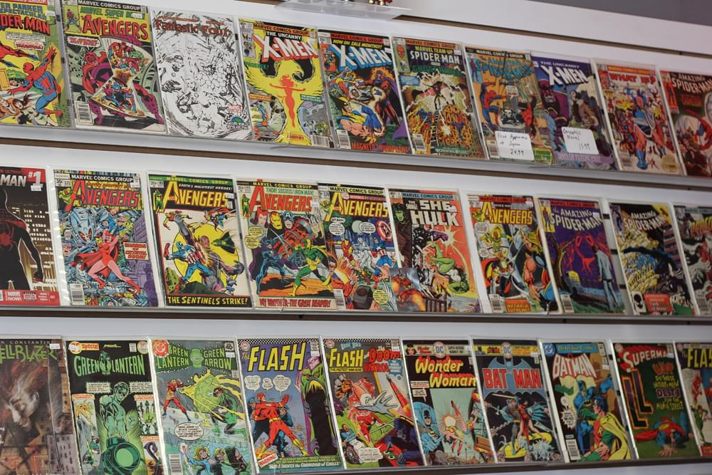 River City Comics – See-Inside Retail Store, Berlin, NJ
