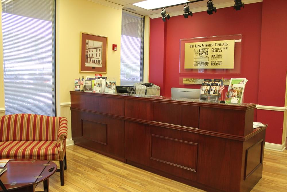 Long & Foster Real Estate – See-Inside Business Office, Cherry Hill, NJ