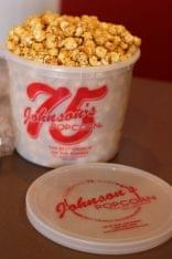 Johnson's Popcorn Ocean City NJ large container