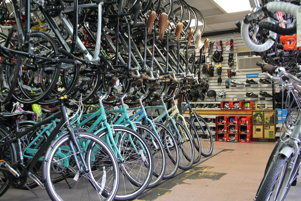 Kopp's Cycle – See-Inside Retail Store, Princeton, NJ