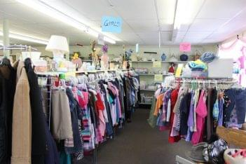 St. Vincent de Paul Society Berlin NJ thrift store clothing