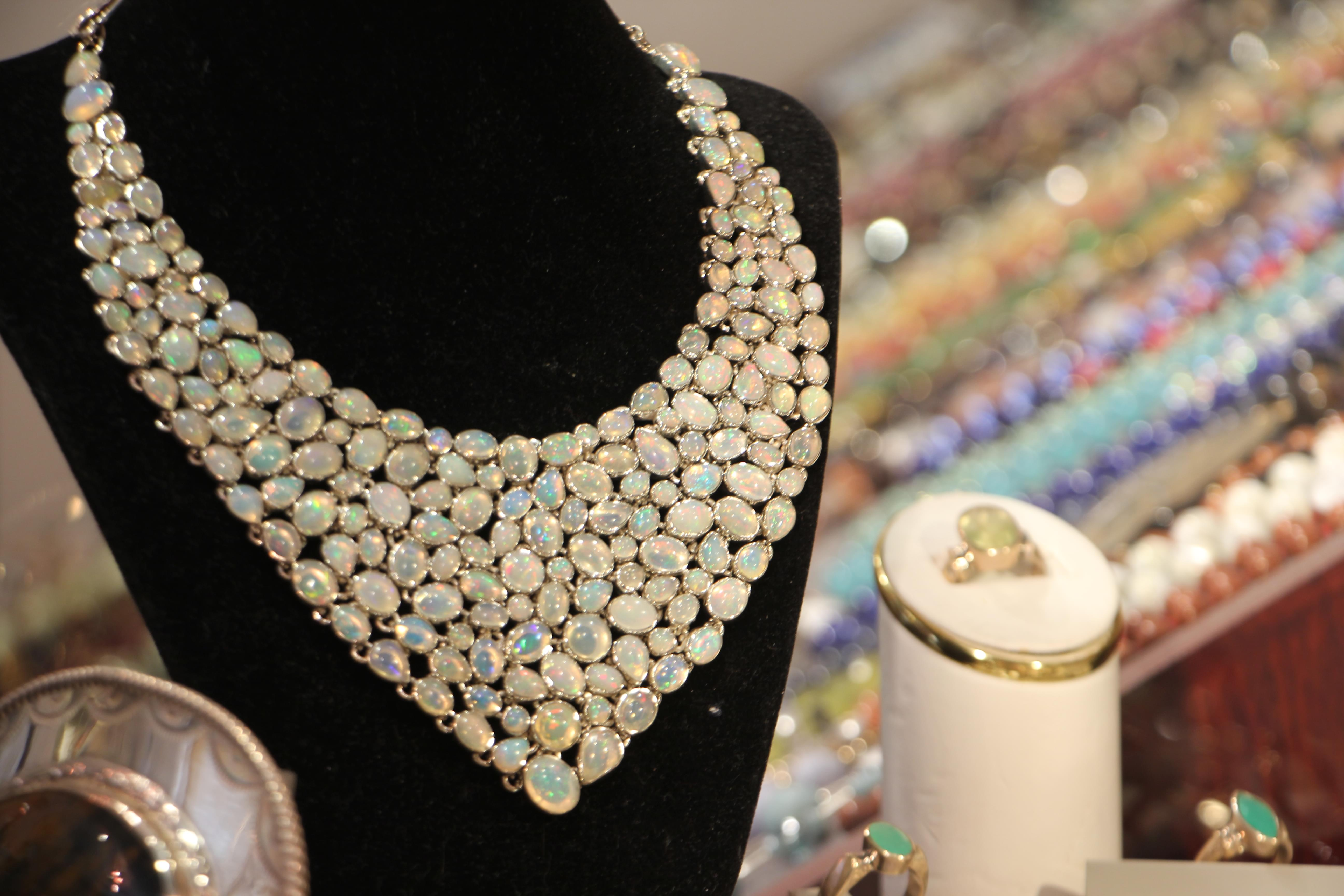 Tomorrow's Heirlooms Princeton NJ necklace