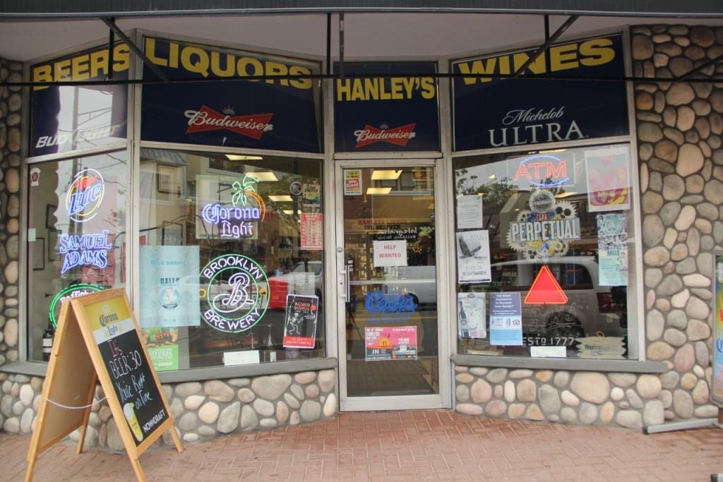 Hanley's Liquor Store