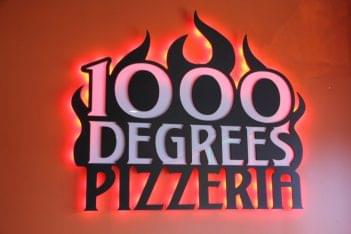 1000 Degrees Pizza Somerdale NJ pizzeria logo