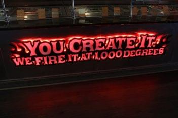 1000 Degrees Pizza Somerdale NJ pizzeria slogan