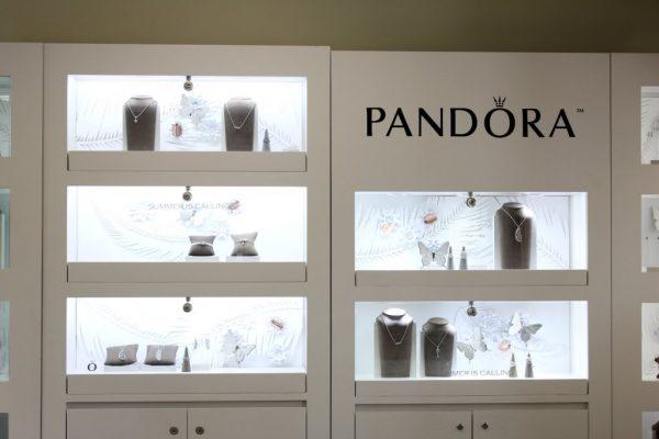 Anthony Jewelers Palmyra NJ pandora necklaces
