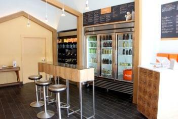 Arlee's Raw Blends Princeton NJ organic juices
