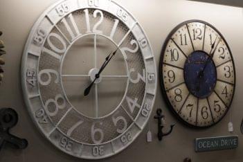 Ben's Furniture Co. Newport RI wall clocks