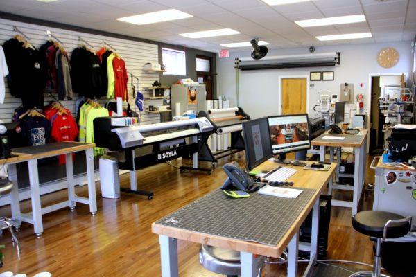 Blue Ink Studio Lawrenceville NJ Design and Print