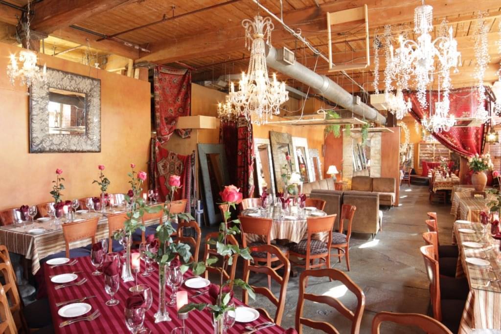 Cav Restaurant Providence Ri Dining Room