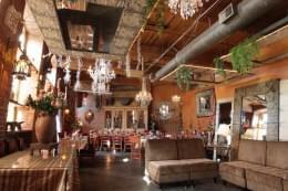 CAV Restaurant Providence RI lounge