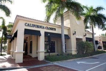 California Closets Palm Beach Gardens FL store front