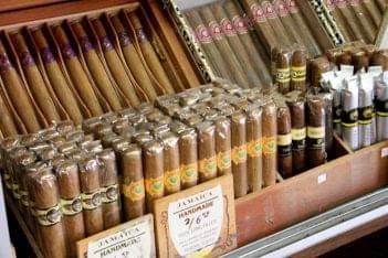 Churchill's Tobacco Shop Inc Cherry Hill NJ cigars jamaica handmade
