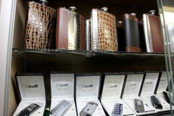 Churchill's Tobacco Shop Inc Cherry Hill NJ flasks zippos