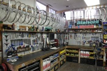 DASH Bicycle Shop Providence RI bike repair