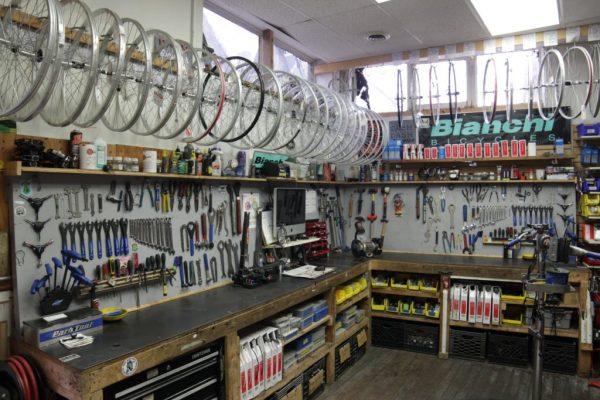 DASH Bicycle Shop Providence RI bike repair