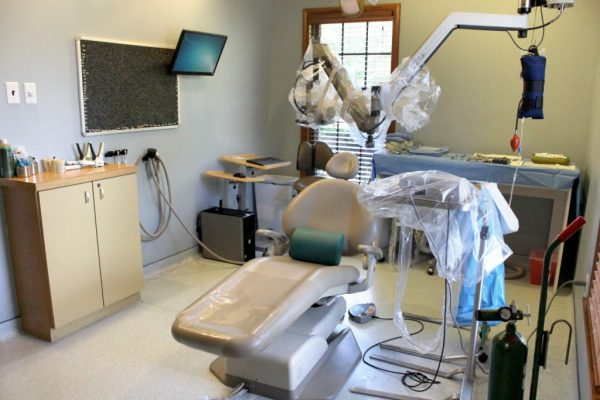Dr. Alan Meltzer and Associates Voorhees NJ dental chair equipment