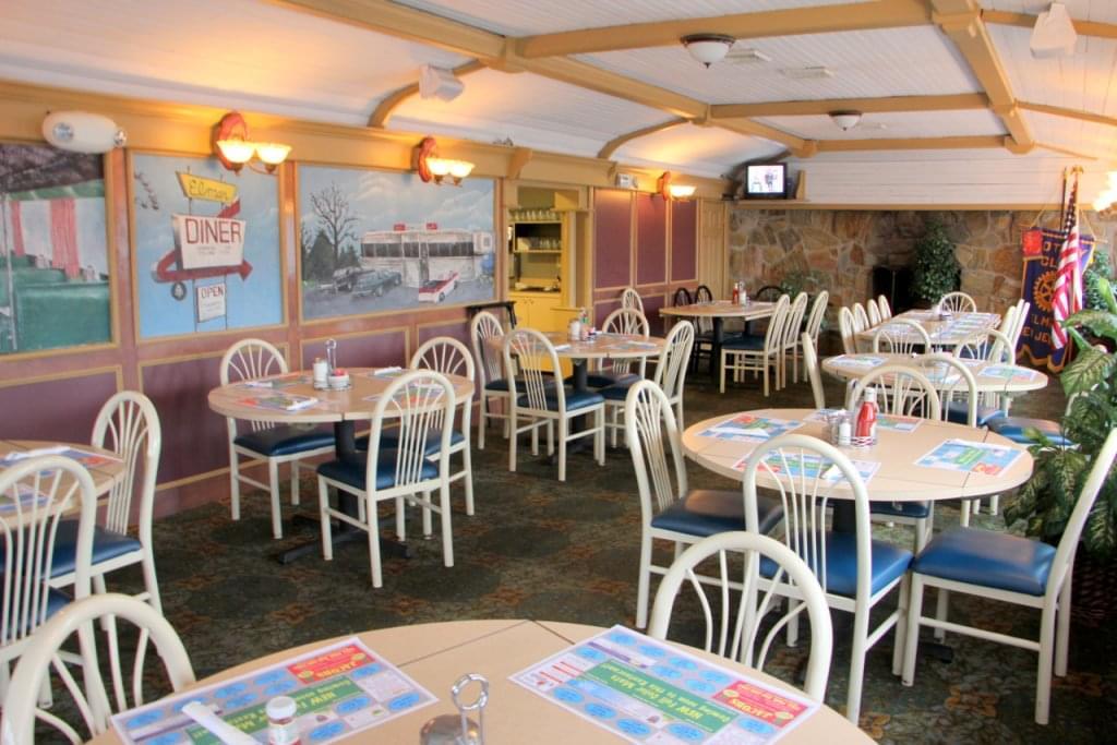 Elmer Diner – See-Inside Restaurant, Elmer, NJ