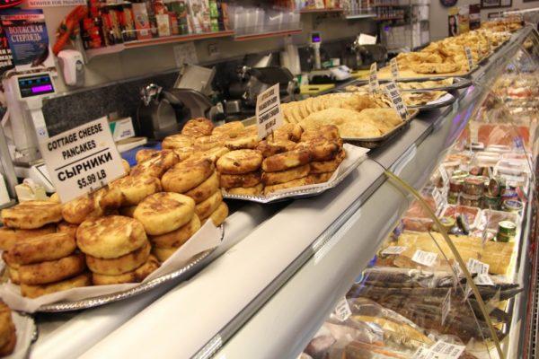 Emporium International Food Old Bridge NJ cottage cheese pancakes