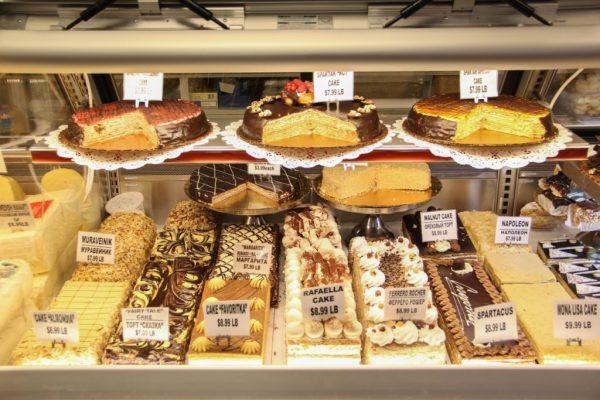 Emporium International Food Old Bridge NJ pastries desserts