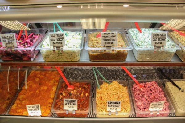 Emporium International Food Old Bridge NJ salads