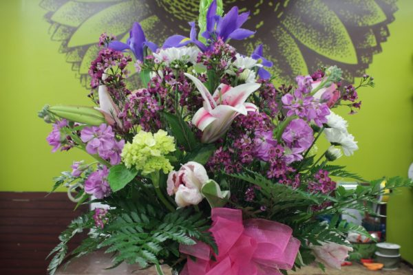 Floral Designs by LiRog Providence RI flowers bouquet