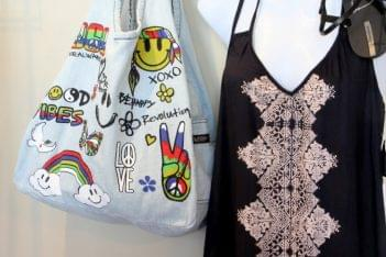 Fly Girl Boutique Cherry Hill NJ hippie bag dress