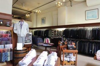 Franklin Rogers Ltd Providence RI Gentlemen's clothier mens clothing