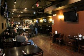 George Street Ale House New Brunswick NJ gastro pub