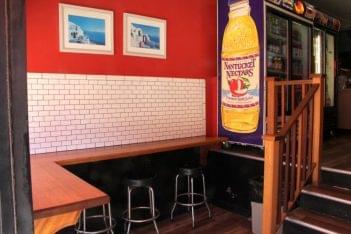 George's Roasters & Ribs Princeton NJ chicken wings seats