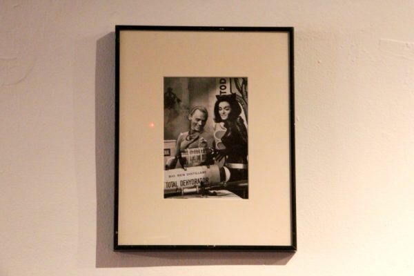 Gorshin Trading Post & Supplies Haddonfield NJ Frank Gorshin the Riddler Julie Newmar Catwoman