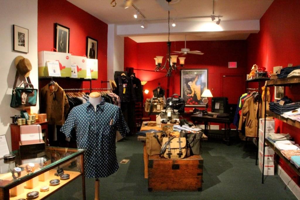 Gorshin Trading Post & Supplies Haddonfield NJ mens accessories
