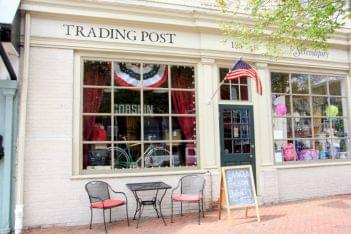 Gorshin Trading Post & Supplies Haddonfield NJ store front