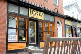 Hoagie Haven Princeton NJ store front