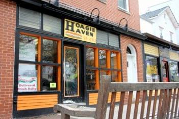 Hoagie Haven Princeton NJ store front