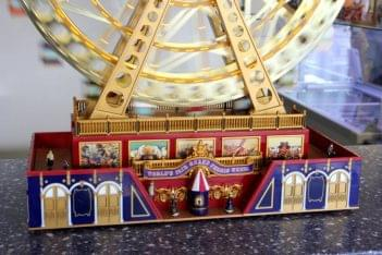 Ice Cream Parlour Cherry Hill NJ World's Fair Grand Ferris Wheel model
